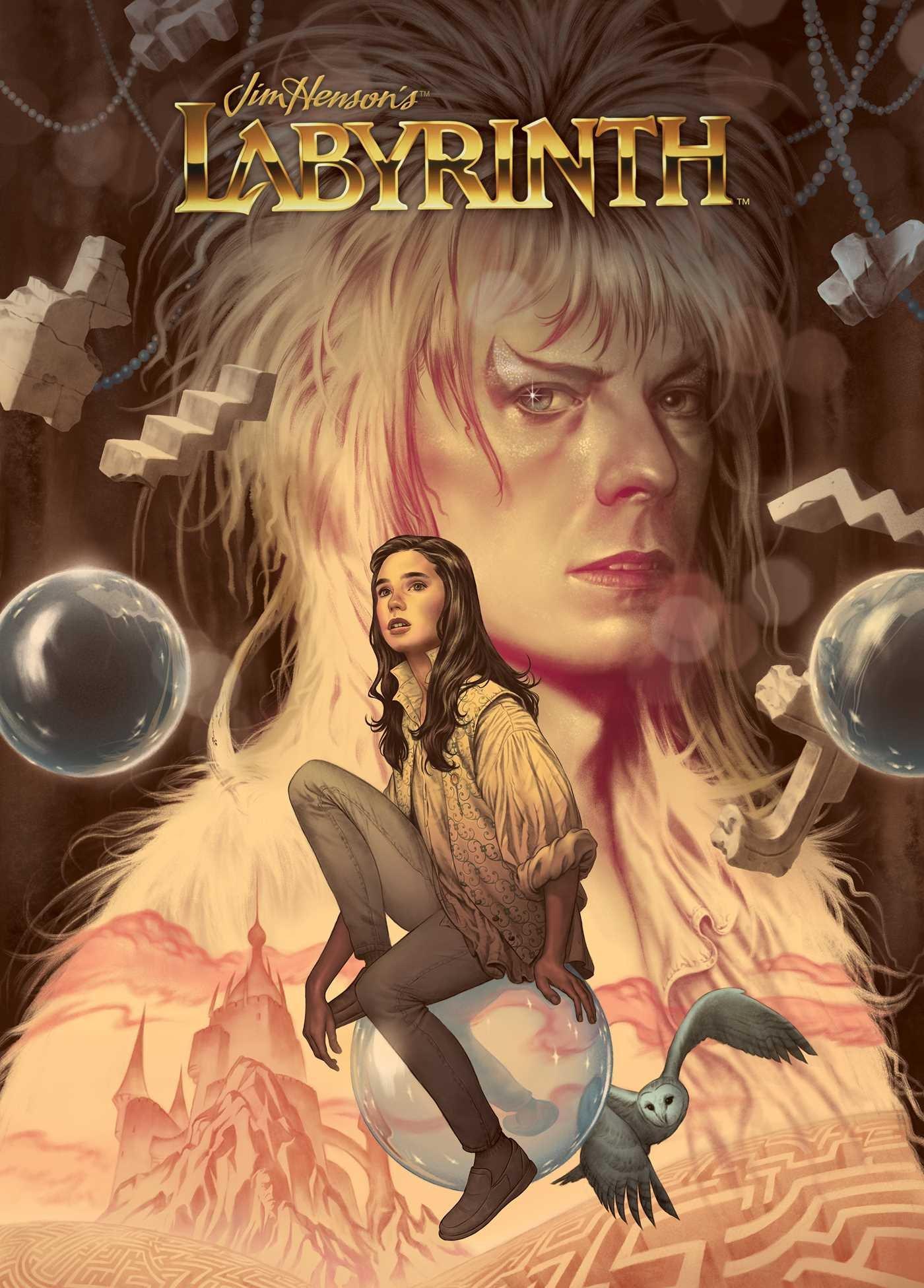 Concept Art Labyrinth Goblin