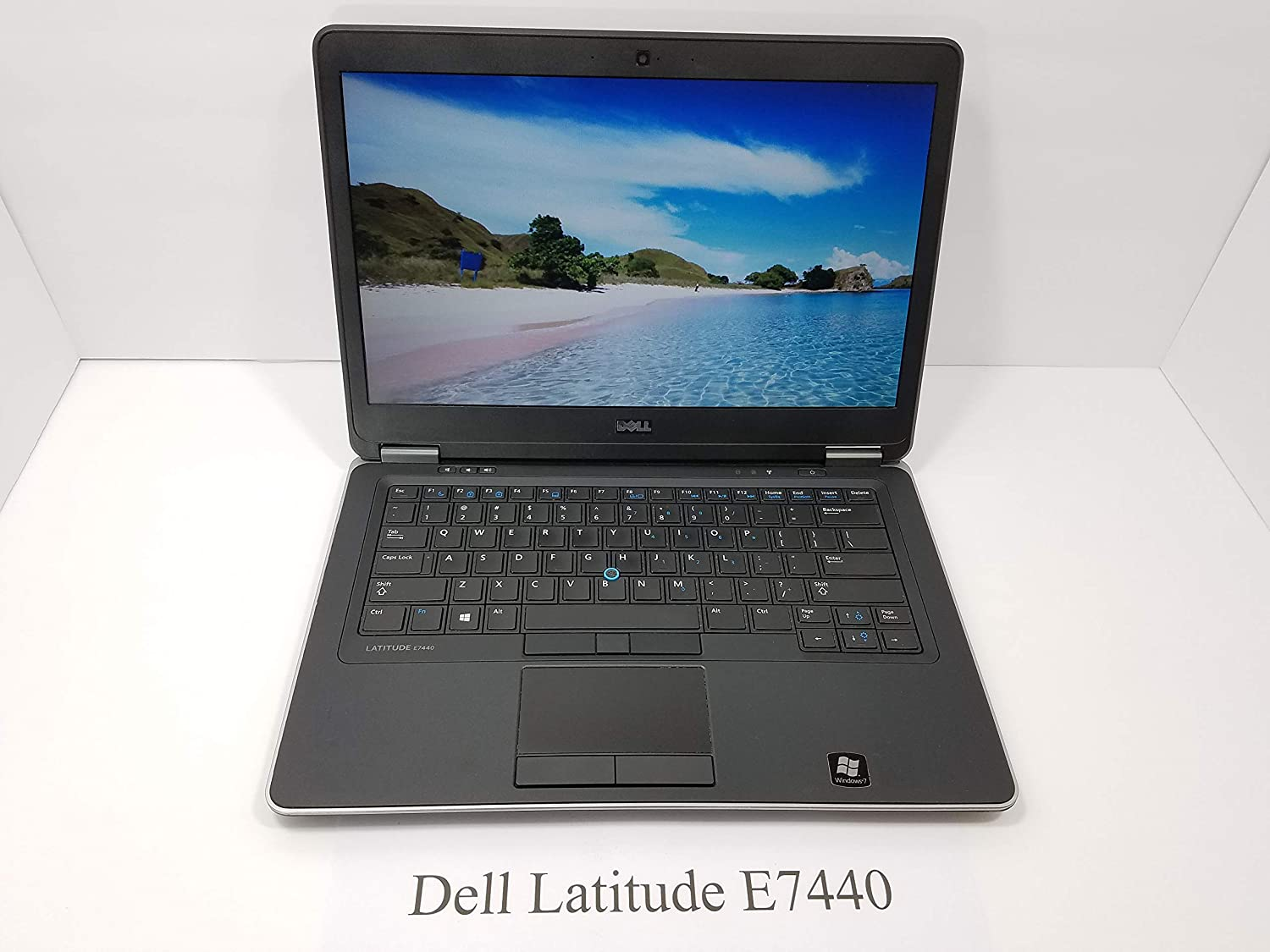 "Dell Latitude E7440 14"" LED Ultrabook Intel Core i5 i5-4300U 8GB RAM 128GB SSD Windows 10 Pro"