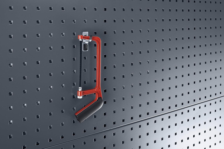 Gancho peque/ña placa T 25 mm para LochplattensystemVE=5 unidades