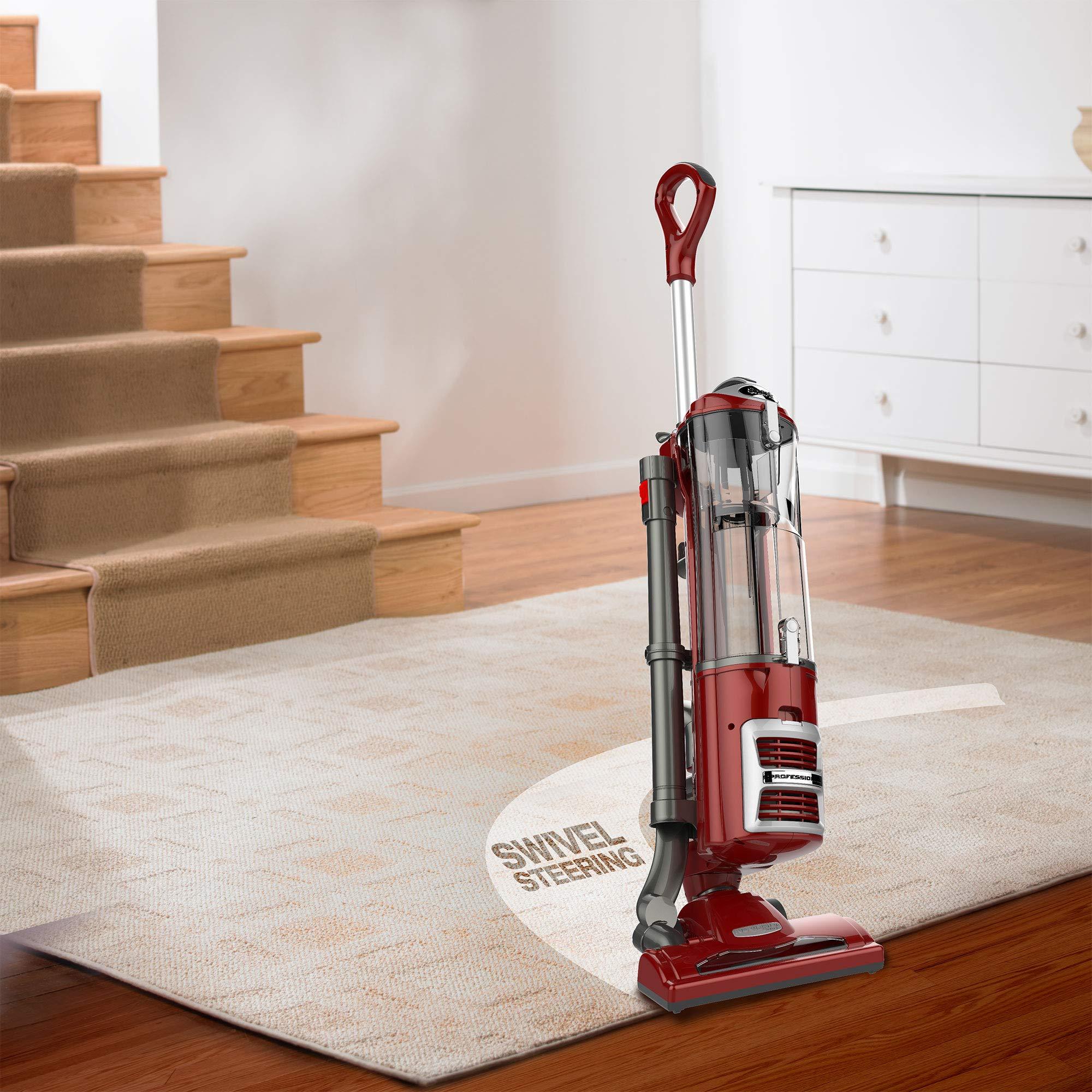 Shark NV60 Navigator Professional Upright Vacuum, Red by Shark (Image #3)