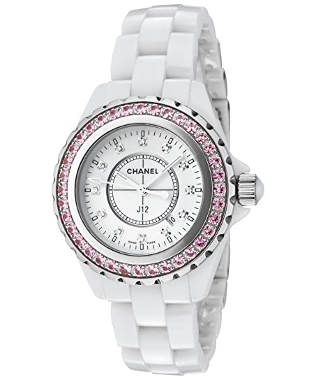 mother pearl watch of indicator dial watches chanel diamond grey en white jewelry and ceramic steel default ca c crop