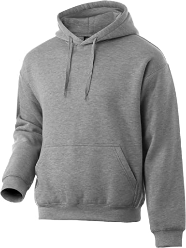 Fllay Mens Fall Long Sleeve Pocket Slim Pullover Hoodie Sweatshirts
