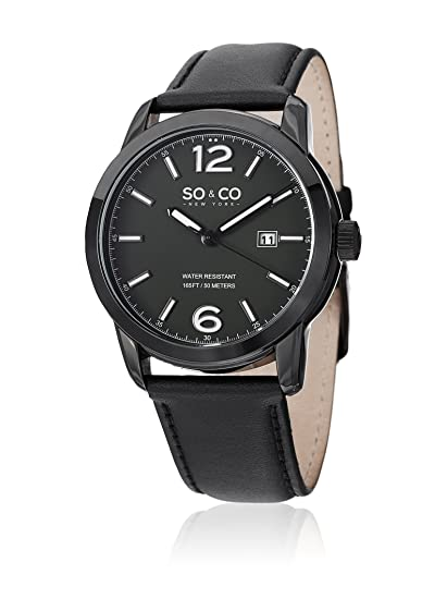 So&Co New York Reloj de cuarzo Man Madison 42 mm