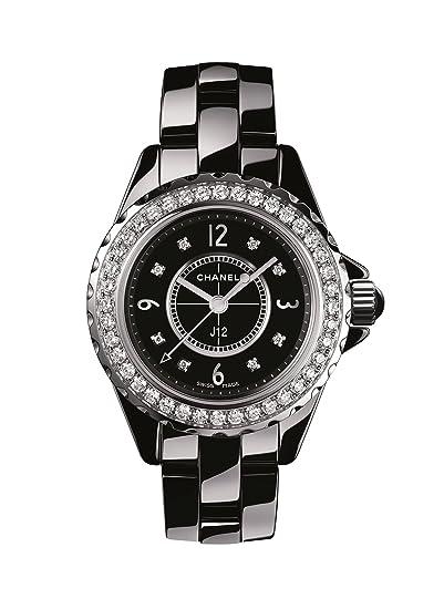 Chanel H2571 - Reloj de pulsera Hombre, Cerámica