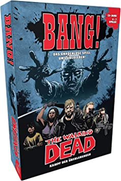 Heidelberger HE820 Bang The Walking Dead, Juego: Amazon.es ...