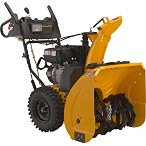 Poulan Pro PR291E30 30-Inch 291cc LCT Gas Powered Two Stage Snow Thrower With Electric Start