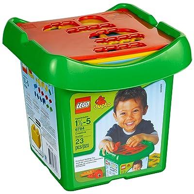 LEGO DUPLO Creative Sorter 6784: Toys & Games