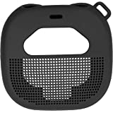 getgear Silicone Cover Sleeve for Bose SoundLink Micro Portable Outdoor Speaker, Customized Design Skin Giving All 6…