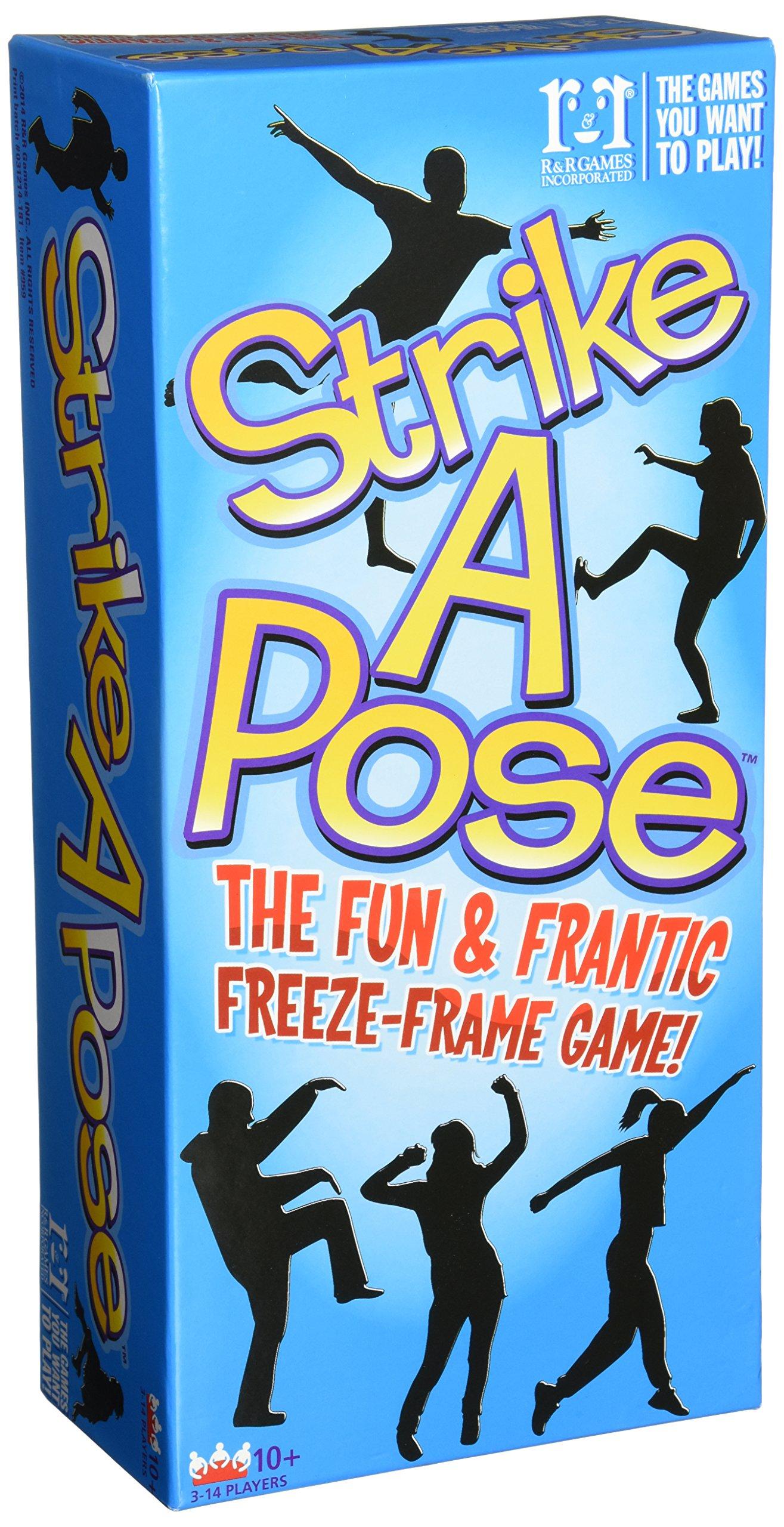 Strike a Pose Game