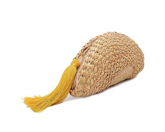 Amazon.com: clásico hecho a mano tejer bambú Rattan paja ...