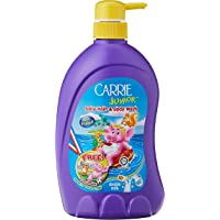 Carrie Junior Baby Hair and Body Wash Double Milk 700 g