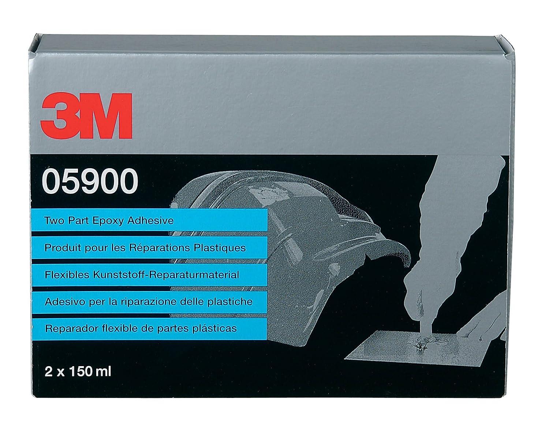 3M plastique réparation Matériau réparations plastiques 2x 150ml