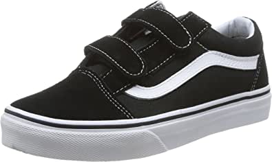 Details about Vans Old Skool V Kids Shoes Glow Galaxy Black Size 2 New In Box