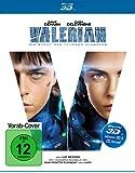Valerian - Die Stadt der tausend Planeten [3D Blu-ray]