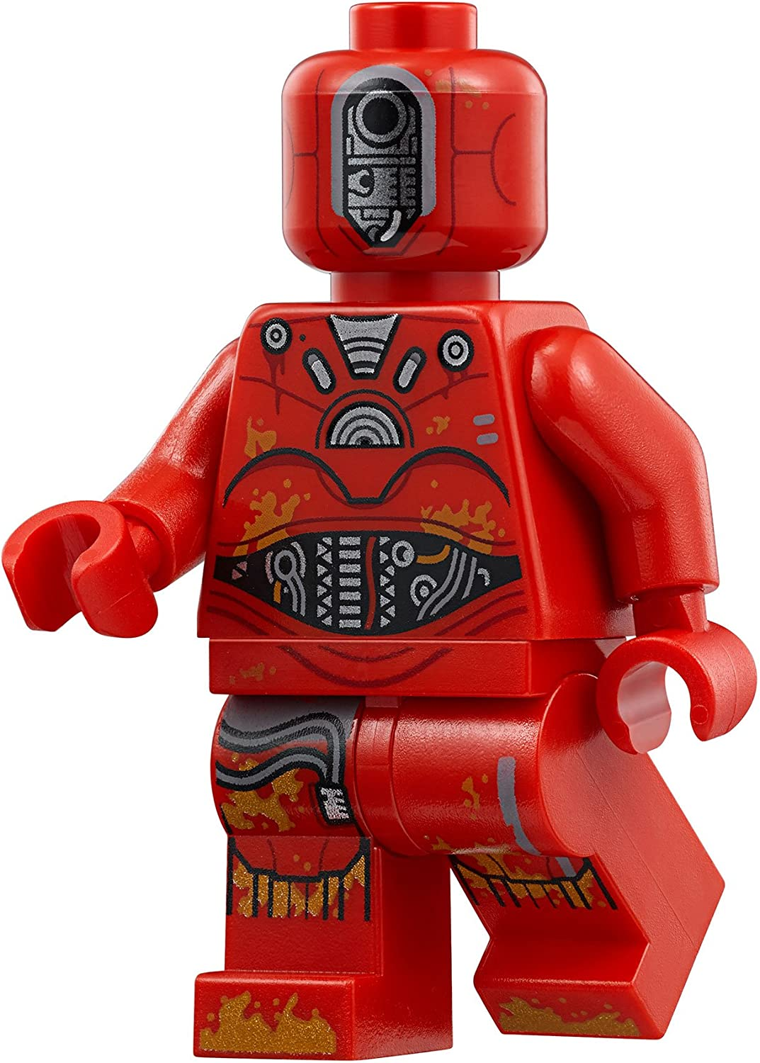 LEGO Solo: A Star Wars Story Minifigure - Kessel Operations Droid S1D6-SA-5 (75212)