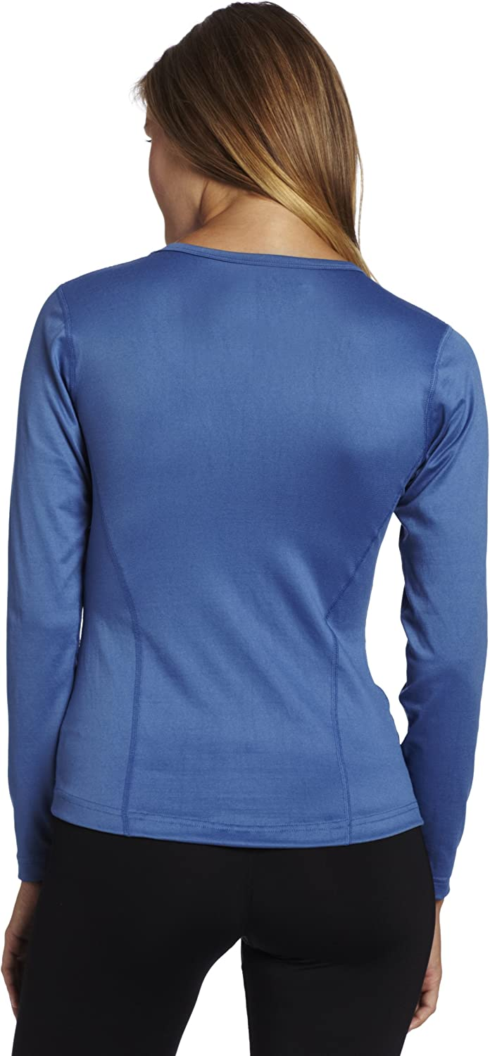Duofold Womens Mid Weight Varitherm Thermal Shirt