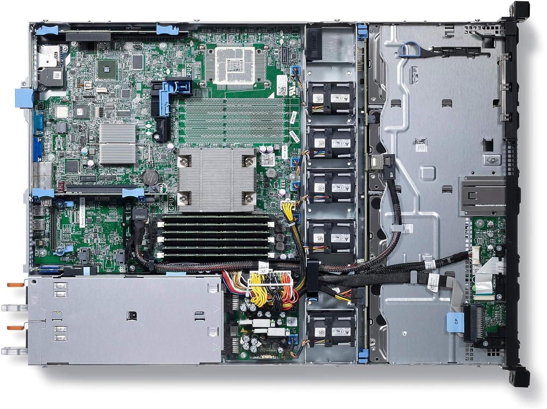 96GB PC3-10600R ECC RAM 4/×3TB 7.2K SATA LFF HDD 2/×GigaBit NIC PERC RAID iDRAC7 DELL PowerEdge R320 1U RackMount 64-bit Server with 8-Core E5-2470 Xeon 2.3GHz CPU NO OS 2/×Power Supplies