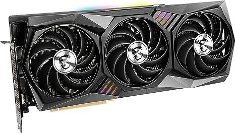Msi Geforce Rtx 3080 Suprim X 10gb Gddr6x Gaming Computers Accessories