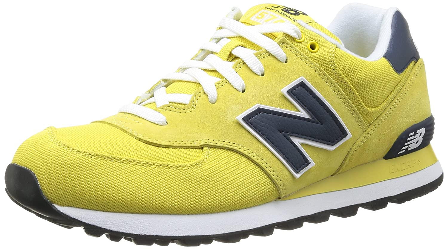 new balance 574 donna gialle