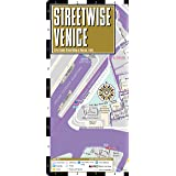 Streetwise Venice Map - Laminated City Center Street Map of Venice, Italy: Folding Pocket Size Travel Map with Water Bus