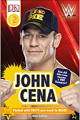 DK Reader Level 2:  WWE John Cena Second Edition (DK Readers Level 2) Paperback