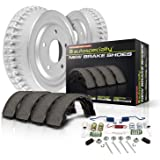 Power Stop KOE15300DK Autospeciality Replacement Rear Brake Kit- OE Rotors & Ceramic Brake Pads