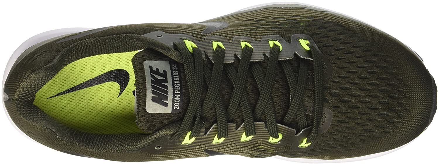 promo code 3a804 f58b5 Nike Air Zoom Pegasus 34, Chaussures de Running Homme  Amazon.fr  Chaussures  et Sacs