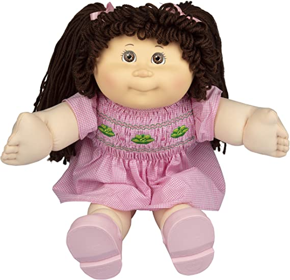 """Creepy Vintage Craft Doll Lot Of 4 6/"""" Ladies Variety Hair Eye Color"""