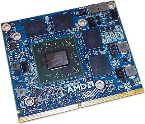 Amazon.com: HP AMD w5170 m 4 GB MXM3 tarjeta gráfica 821742 ...