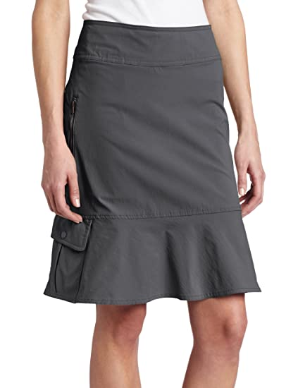 c3f55006f3 Amazon.com: Royal Robbins Women's Discovery Skirt, Natural Fit: Clothing