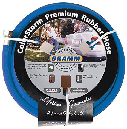 Charmant Dramm 17005 ColorStorm Premium 50 Foot By 5/8 Inch Rubber