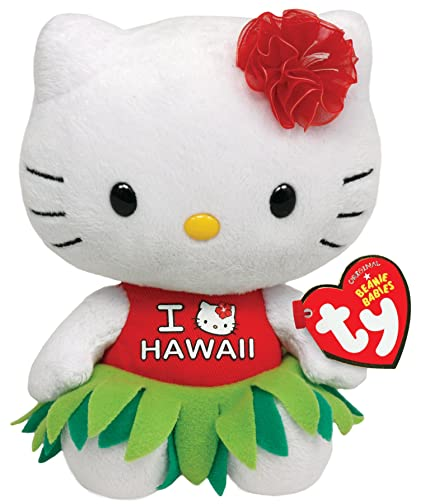 Ty Beanie Babies Hello Kitty Plush, Hawaii