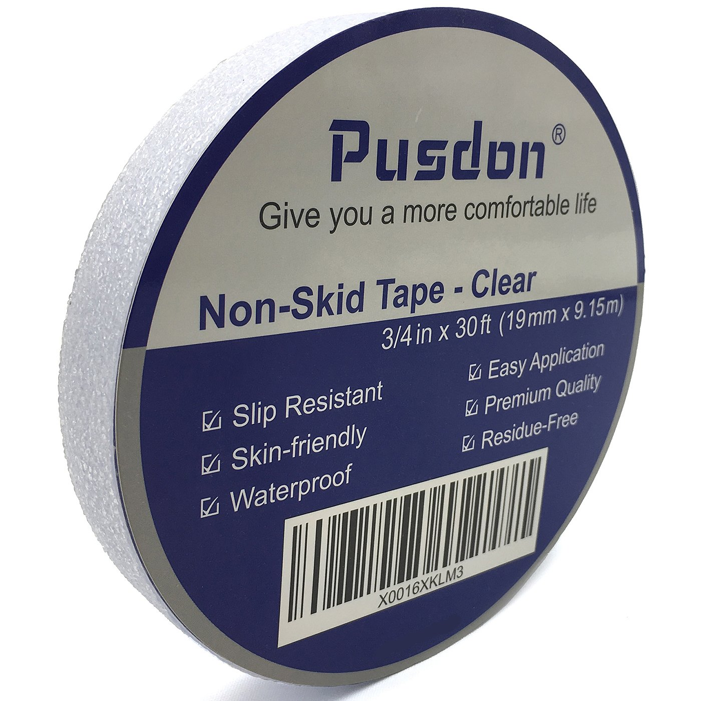 Amazon.com: Pusdon Anti Slip Tape, Safety-Walk Tub and Shower Treads ...