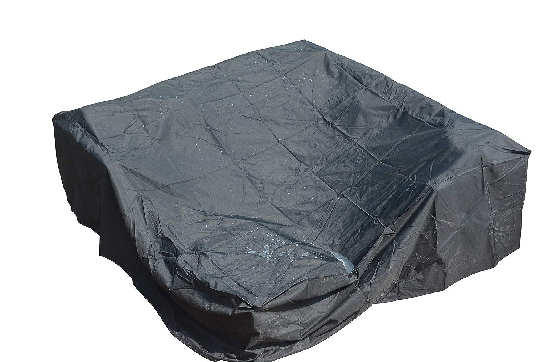 Direkter Geflecht 230x 230x 70cm groß wasserdicht Outdoor Regen Schutzhülle für Rattan Cube Gartenmöbel