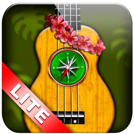 Ukulele Chords Compass Lite - learn the chord charts & play them ()