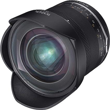 Rokinon Series Ii 14mm F2 8 Ultra Weitwinkelobjektiv Kamera