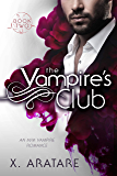 The Vampire's Club (An M/M Vampire Romance) (Book 2) (English Edition)