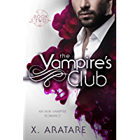The Vampire's Club (An M/M Vampire Romance) (Book 2) (English Edition)