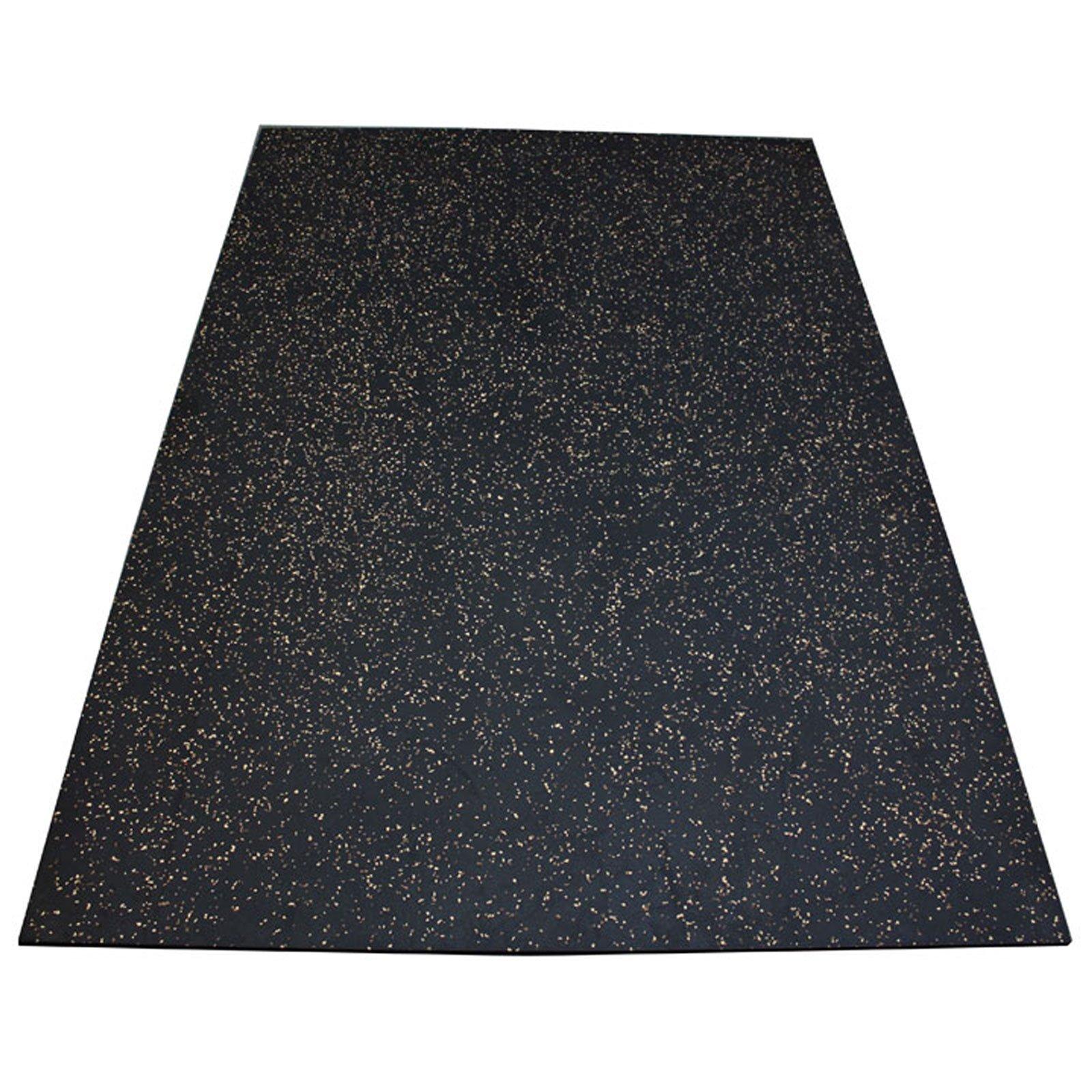 IncStores 4' X 6' Premium Durable Rubber Mat Home Or