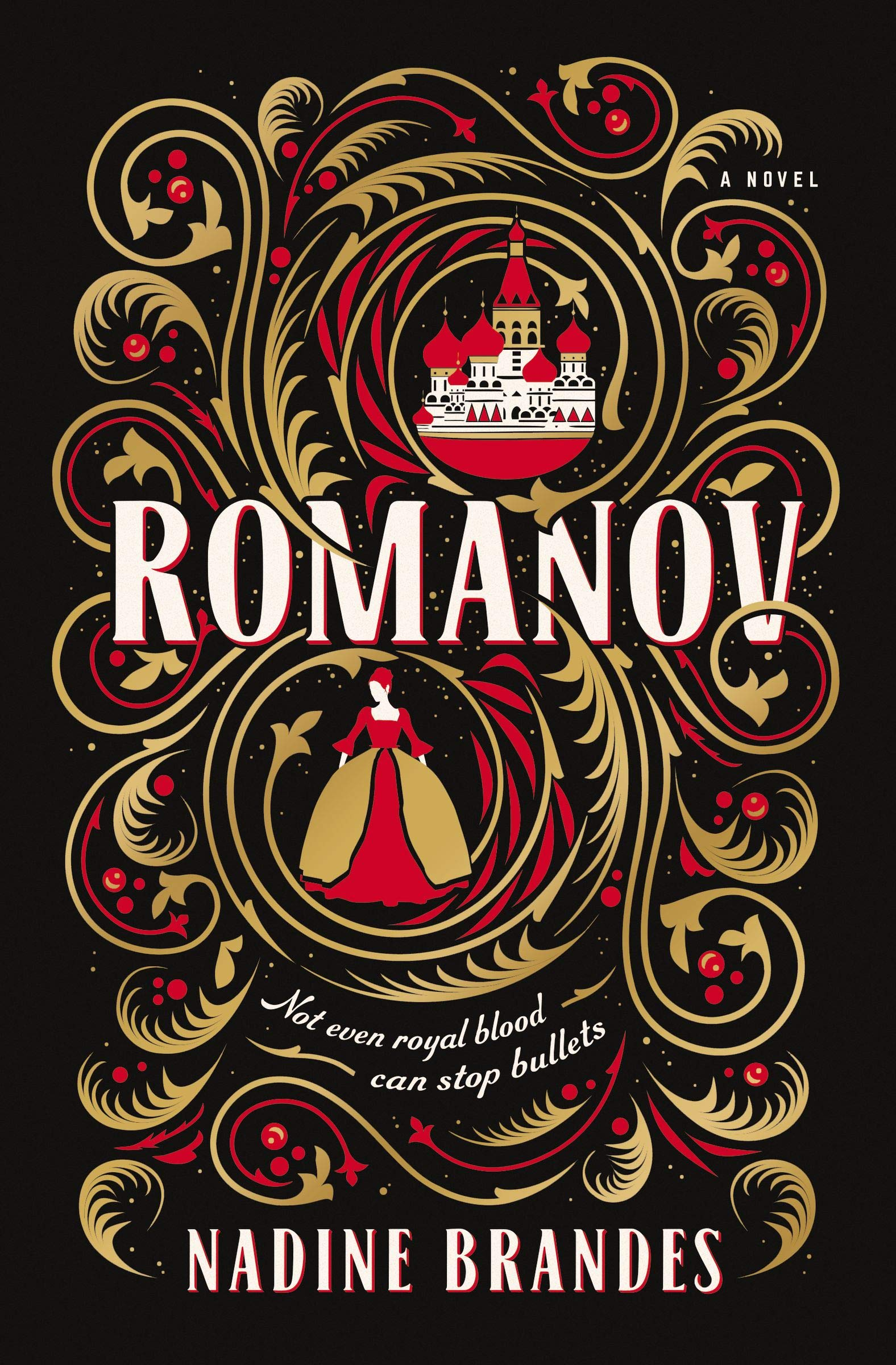 Image result for romanov book