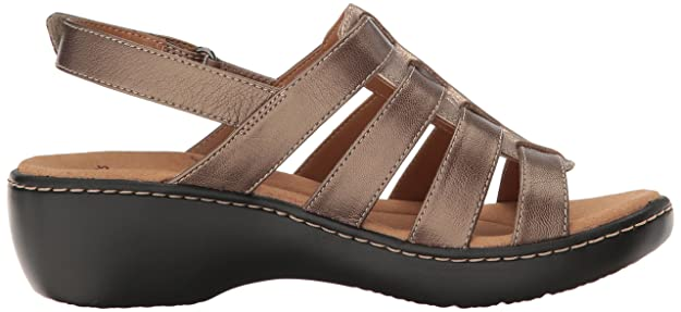 Clarks Women's Delana Maloren Dress Sandal: Amazon.it