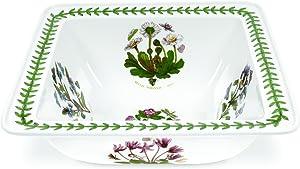 Portmeirion Botanic Garden Square Salad Bowl