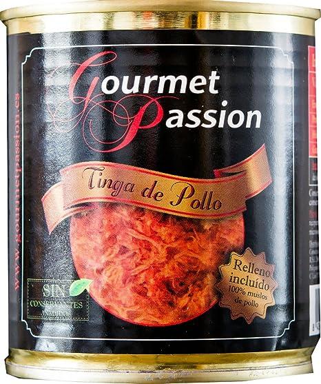 Gourmet Passion Relleno para Tacos Tinga de Pollo - 285 gr