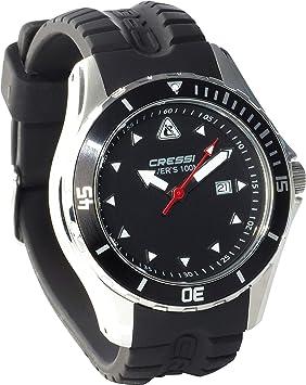 Cressi Manta y Traveller Dual Time - Reloj Submarino Profesional: Amazon.es: Deportes y aire libre