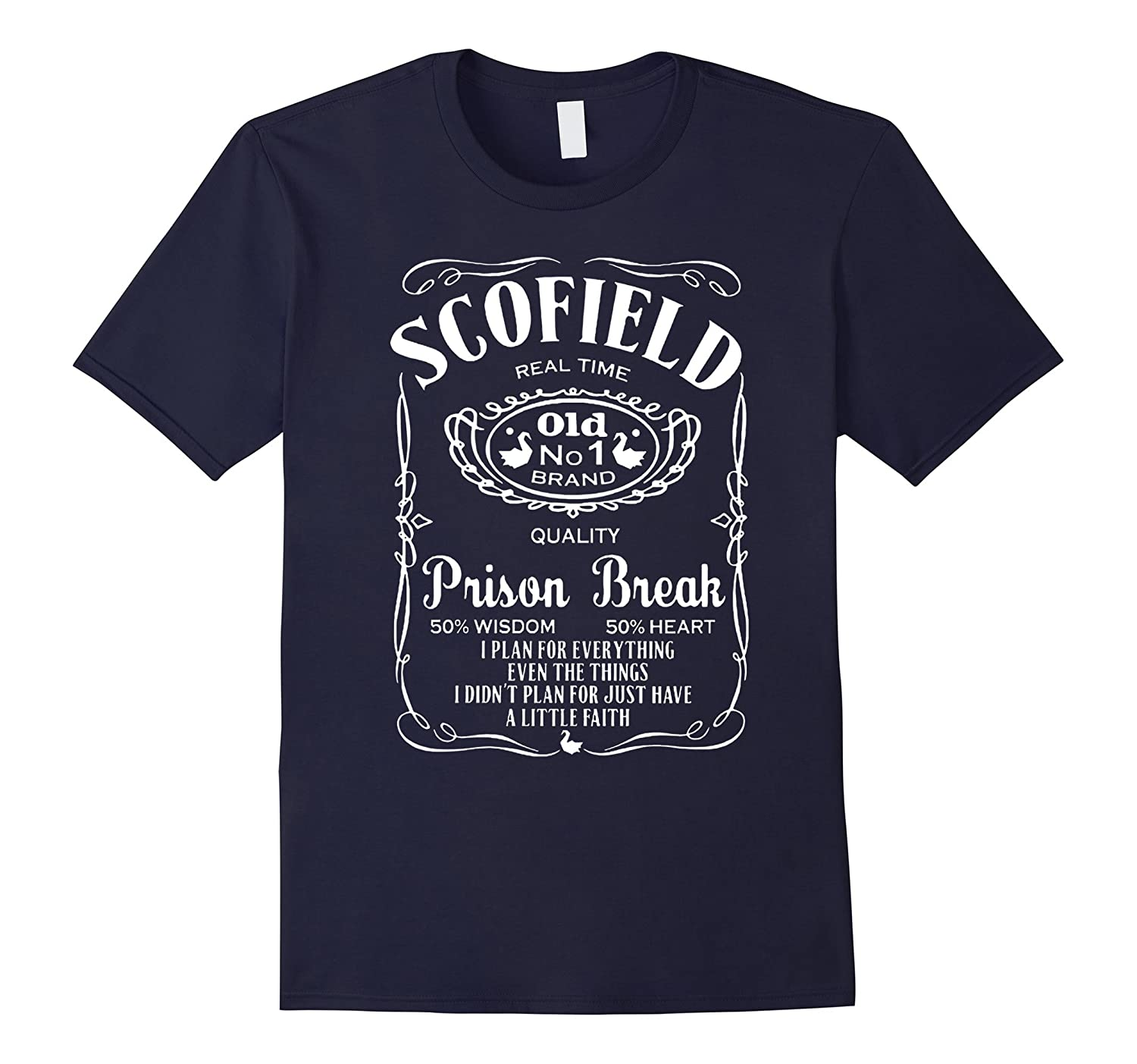 Fans Scofield Shirt Prison Break 2017-TH