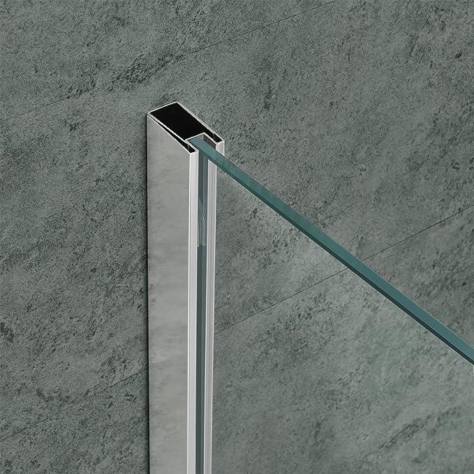 Divisores ducha en 2 grosores y 7 tamaños 1200 x 2000 mm Stärke ...