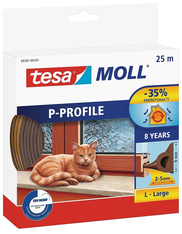 TESA 05391-00101-00 Burlete, Blanco, No Aplica Emanhu trading