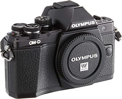 Olympus Om D E M10 Mark Ii Micro Four Thirds Kamera
