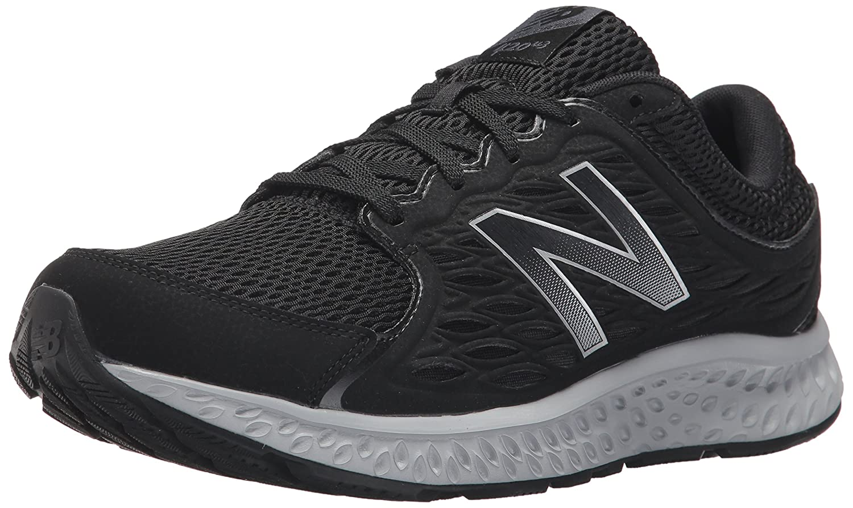 New Balance 420v3, Zapatillas Deportivas para Interior para Hombre 41.5 EU|Negro (Black)