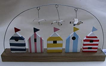 Diseño de flechas de casetas de playa y gaviotas de caza: Amazon.es: Hogar